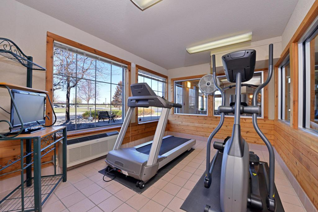 Centro de fitness Kelly Inn Billings