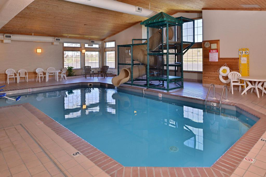 Piscina Kelly Inn Billings
