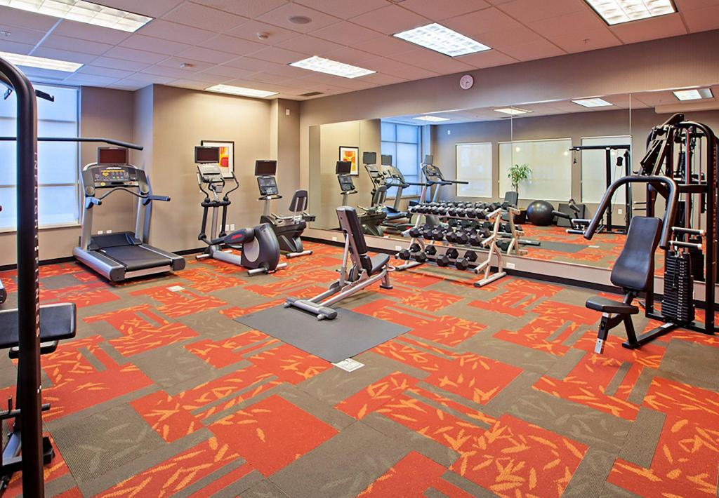 gym Residence Inn Louisville Downtown