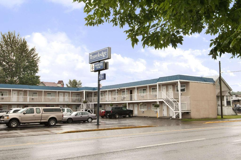 Travelodge by Wyndham Quesnel BC