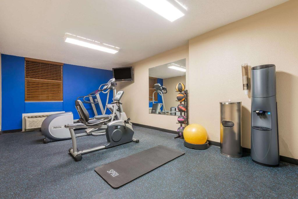 Centro de fitness Days Inn by Wyndham Gillette