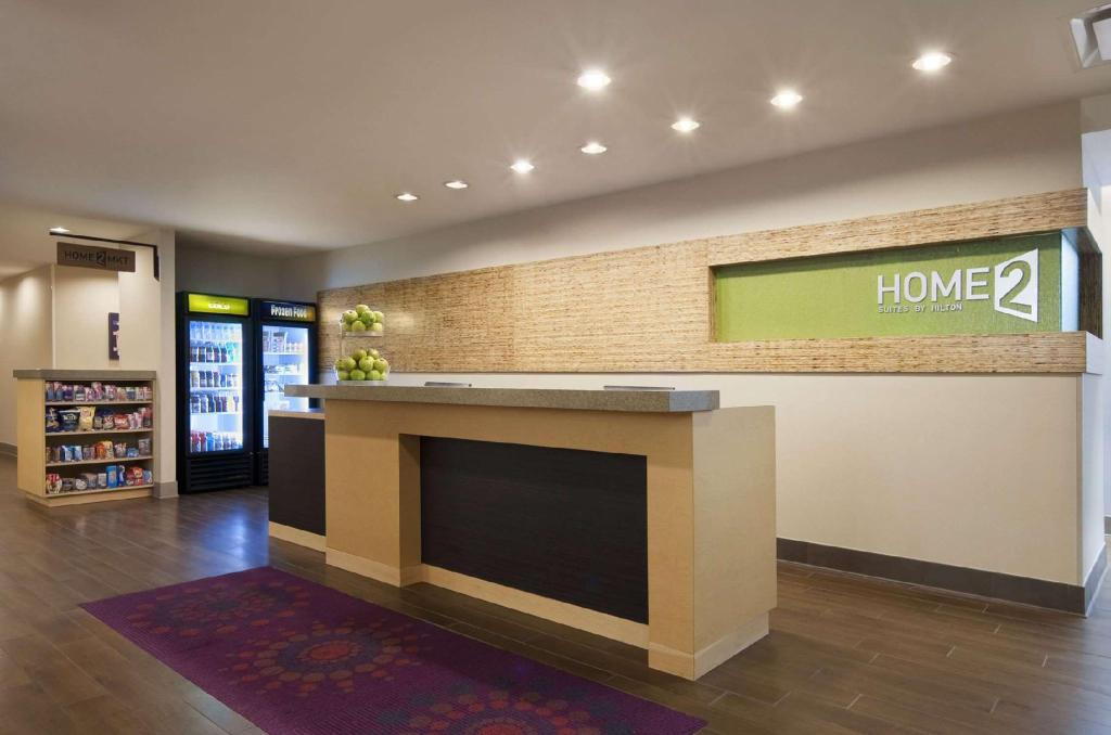 Lobi Home2 Suites by Hilton Biloxi North/D'Iberville