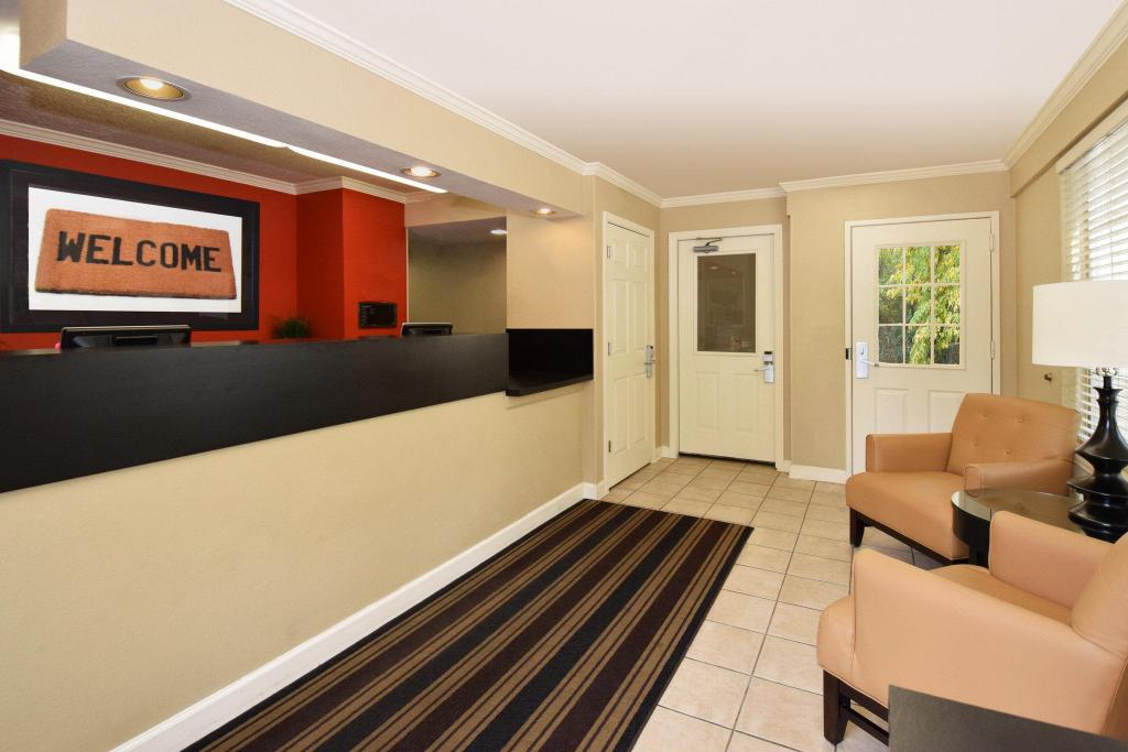 Vestíbulo Extended Stay America - Washington D.C. - Chantilly