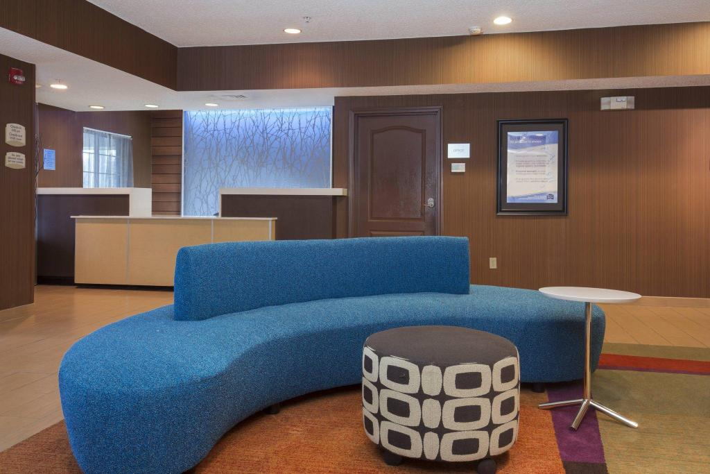 Lobby Fairfield Inn & Suites Houston The Woodlands