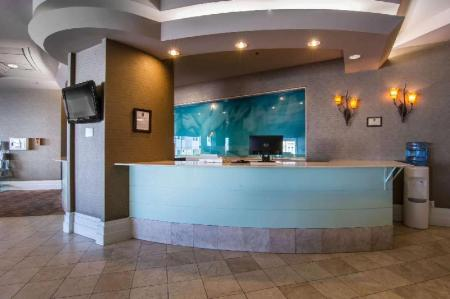 Empfangshalle Quality Inn & Suites Yellowknife