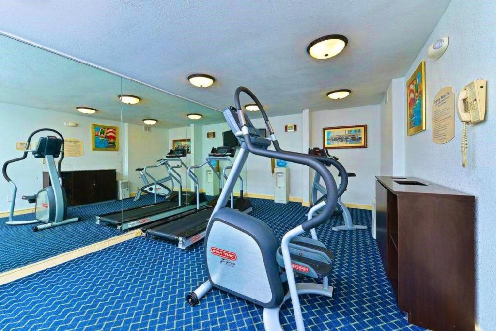 Centro de fitness Baymont by Wyndham Savannah Midtown