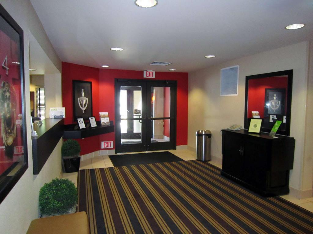 Lobby Extended Stay America Boston Tewksbury