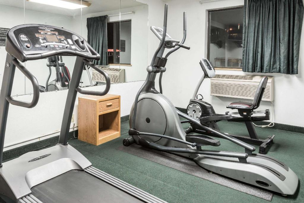 Centro de fitness Super 8 By Wyndham New Stanton