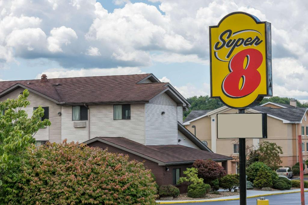 Super 8 By Wyndham New Stanton