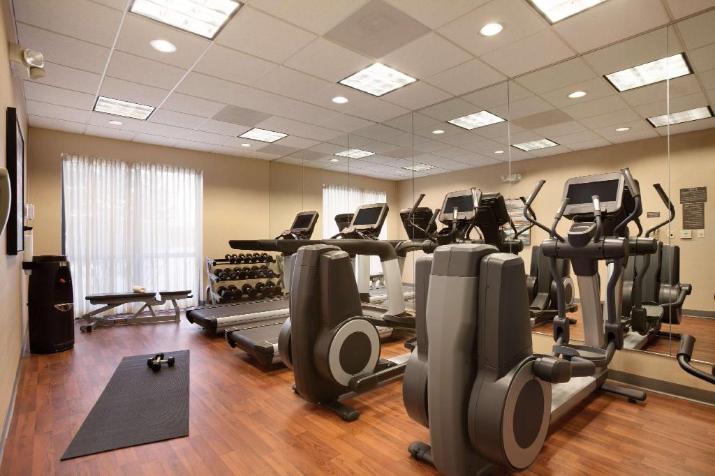 gym Hyatt Place Fremont/Silicon Valley