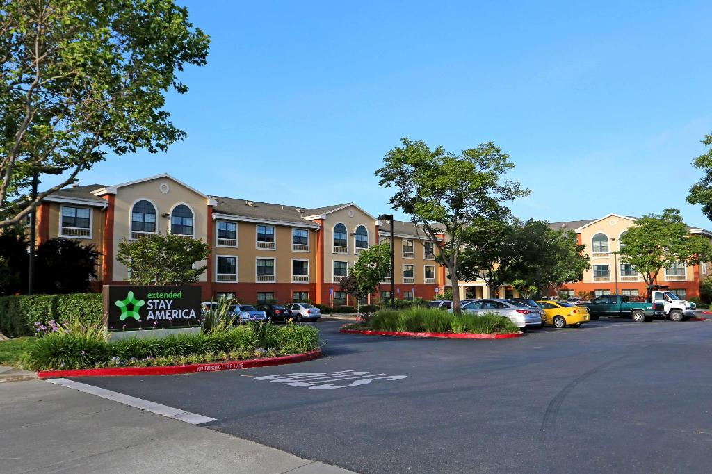 Exterior view Extended Stay America Livermore-Airway Blvd