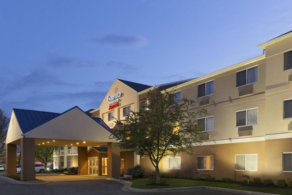 Mais sobre Fairfield Inn & Suites Grand Rapids