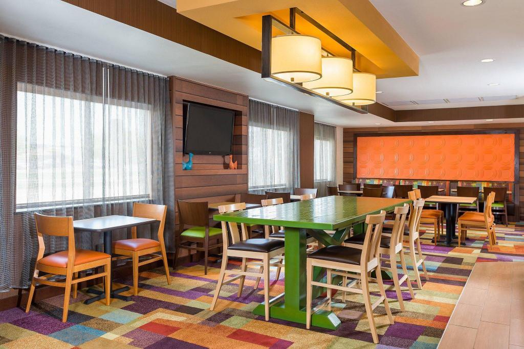 Coffee Shop/Café Fairfield Inn & Suites Grand Rapids