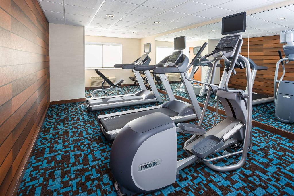 Centro de fitness Fairfield Inn & Suites Grand Rapids