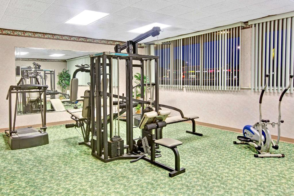 Centro de fitness Super 8 By Wyndham Gaffney