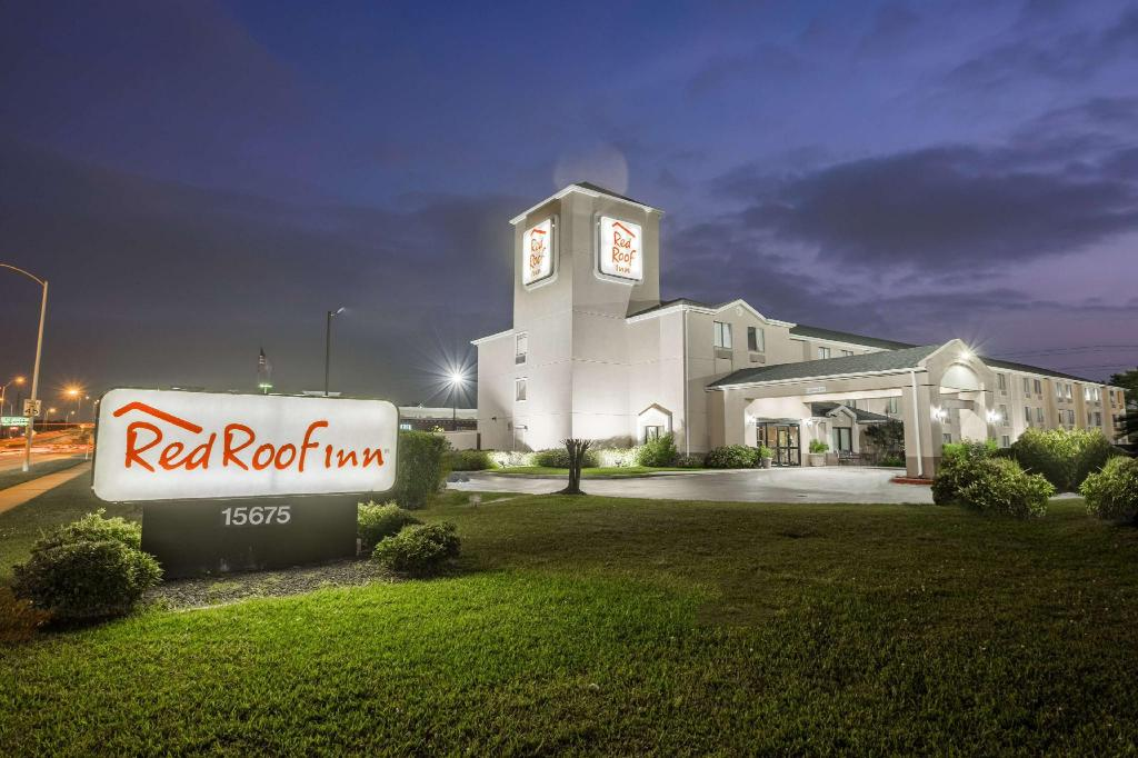 Mais sobre Red Roof Inn Houston - IAH Airport/ JFK BLVD