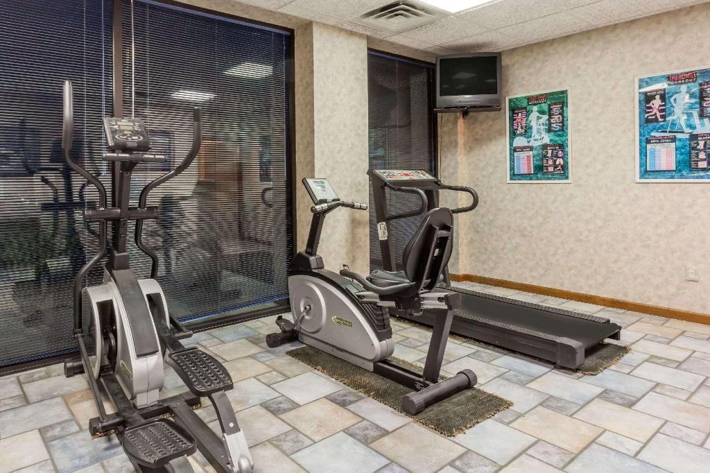 Centro de fitness Travelers Inn