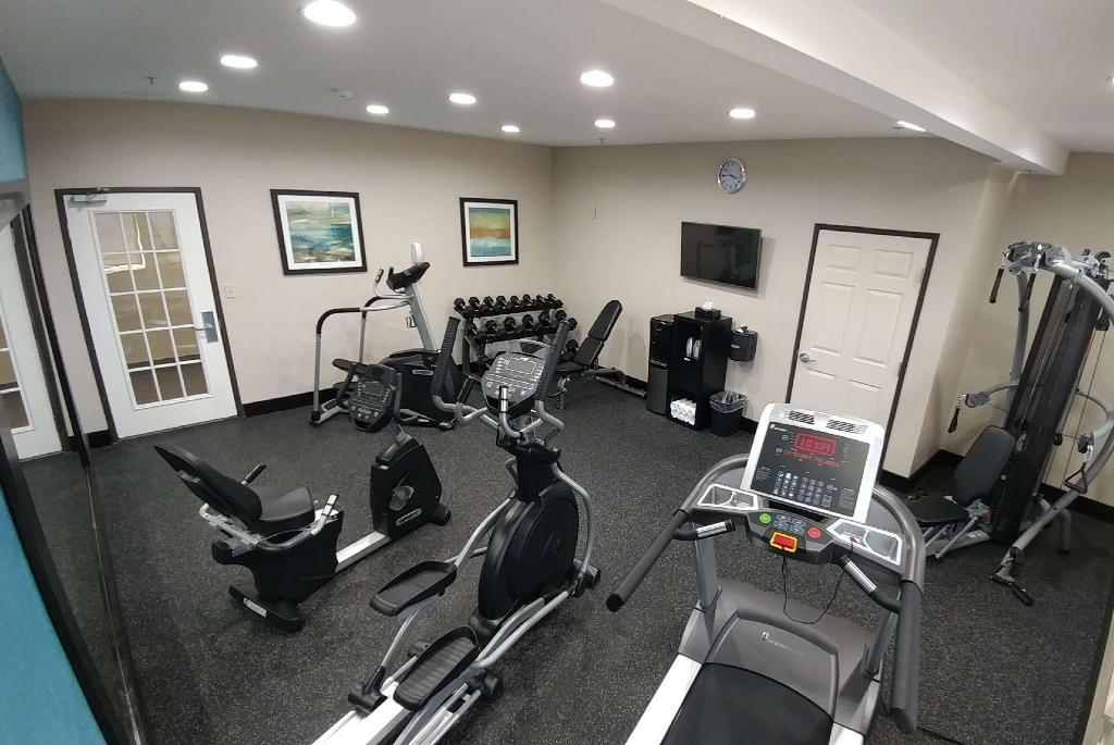 Centro de fitness Hawthorn Suites By Wyndham Irving DFW South
