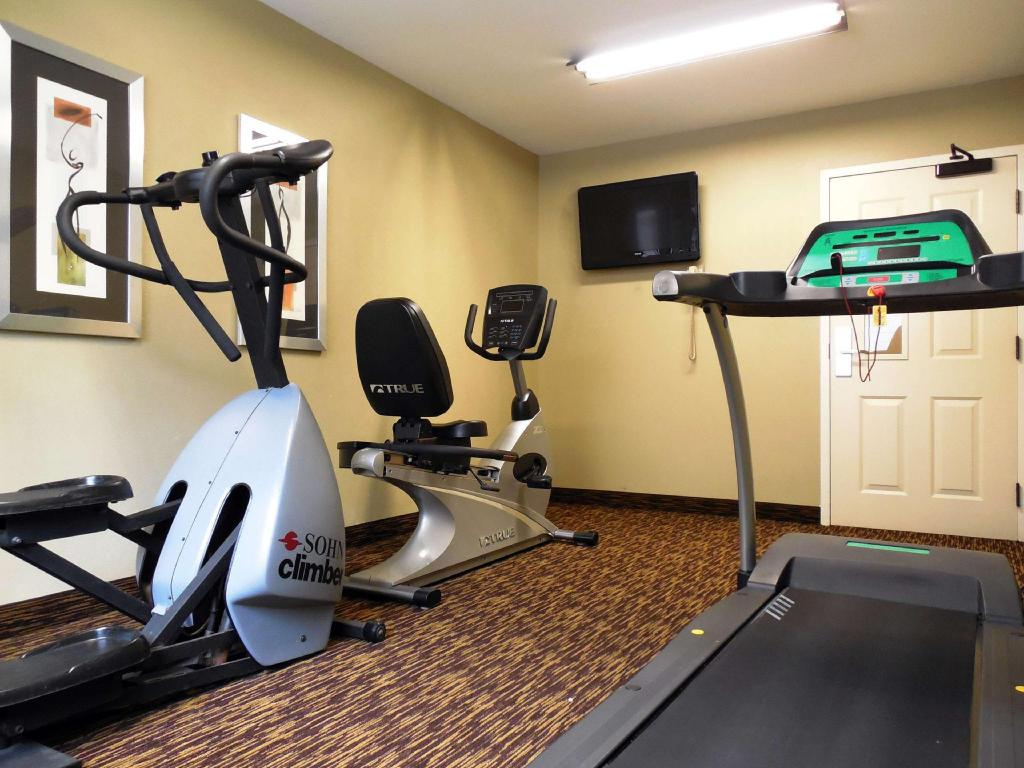 Centro de fitness Extended Stay America Charleston Airport