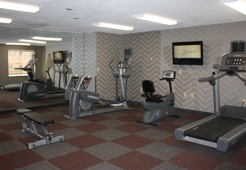 gym Residence Inn Rocky Mount