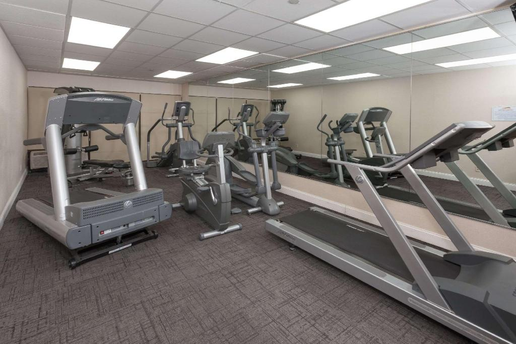 Centro de fitness Baymont by Wyndham Fishers / Indianapolis Area