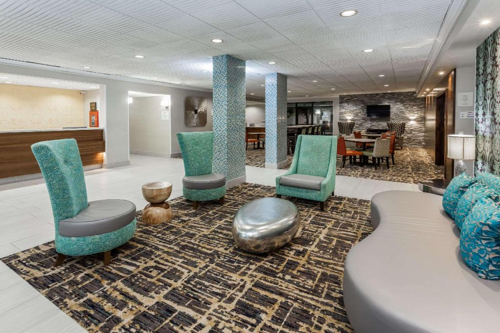 Lobby Baymont by Wyndham Fishers / Indianapolis Area