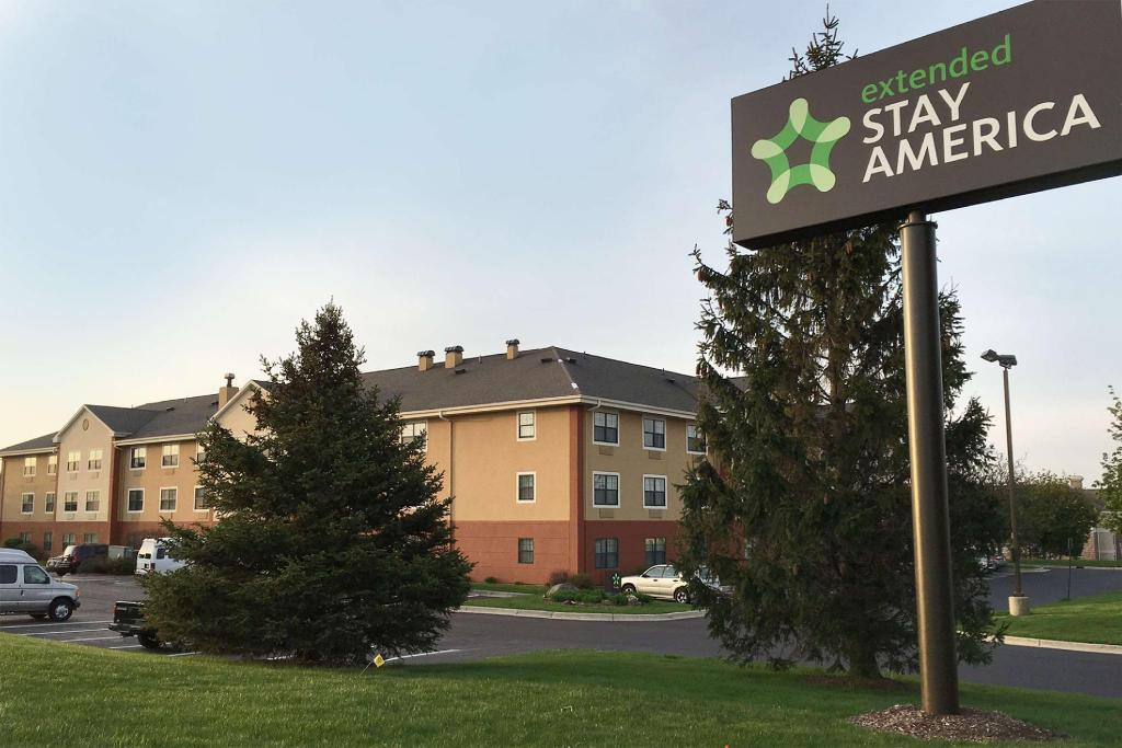 Mer om Extended Stay America Grand Rapids Kentwood