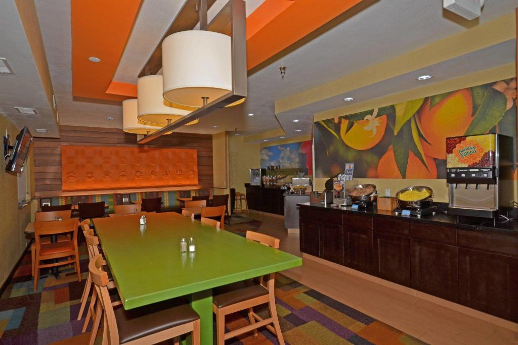 Restaurang Fairfield Inn Springfield