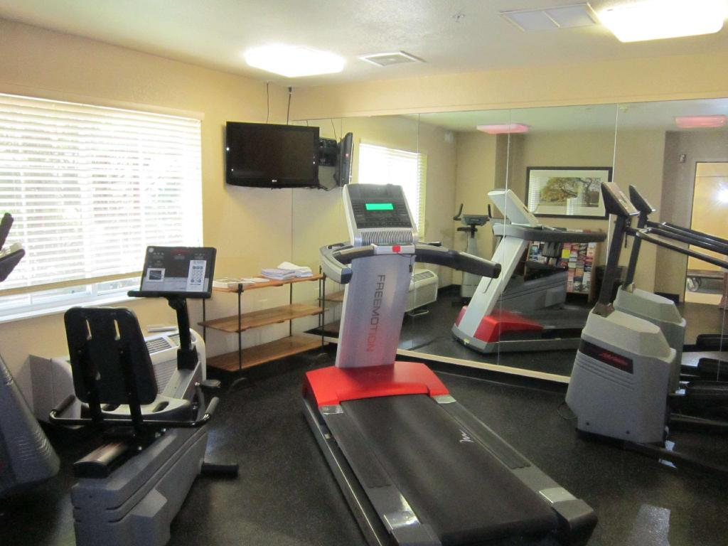 Centro de fitness Extended Stay America Pleasanton Chabot Dr
