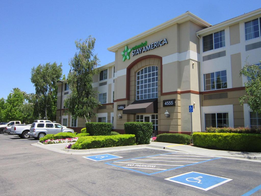 Extended Stay America Pleasanton Chabot Dr