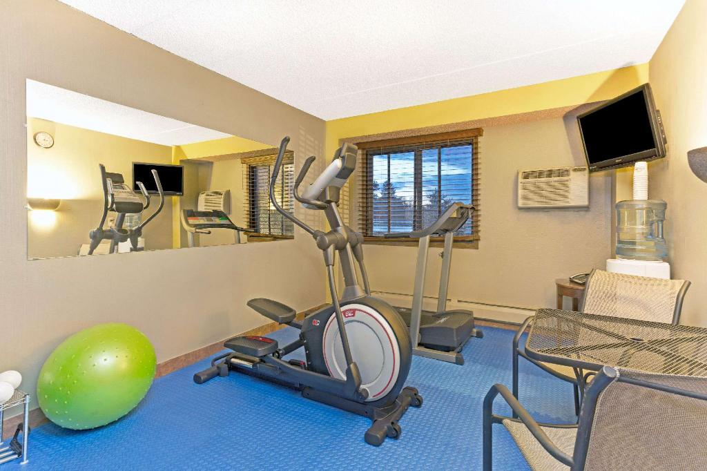 Centro de fitness Days Inn by Wyndham Fort Collins