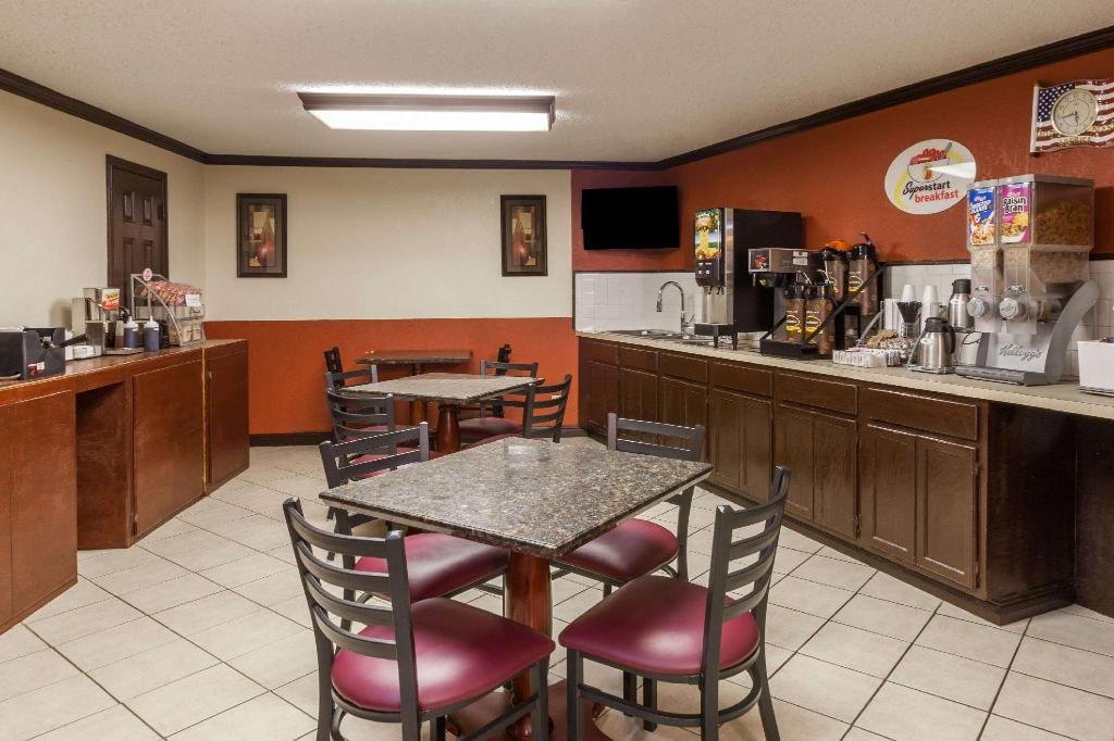 Coffee Shop/Café Super 8 By Wyndham Athens Tx