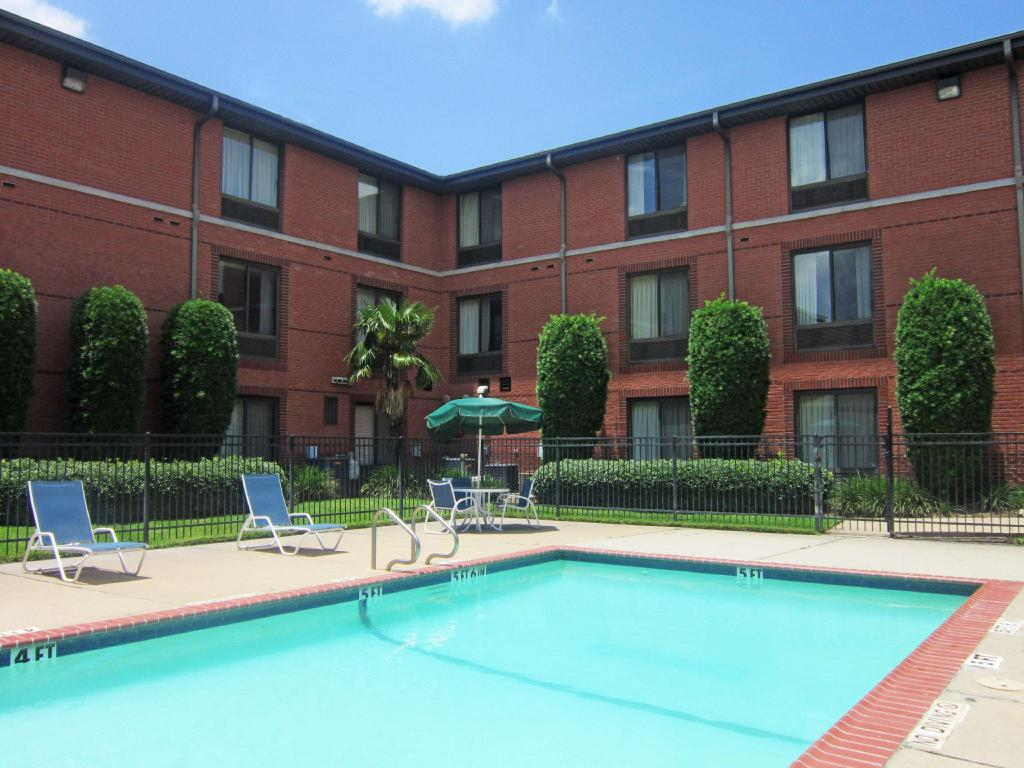 piscina al aire libre Extended Stay America Houston NW HWY 290 Hollister