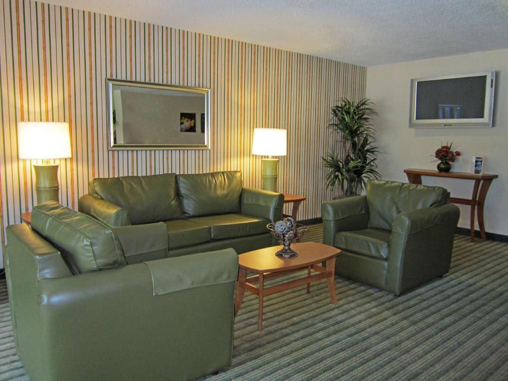 Vestíbulo Extended Stay America Houston NW HWY 290 Hollister