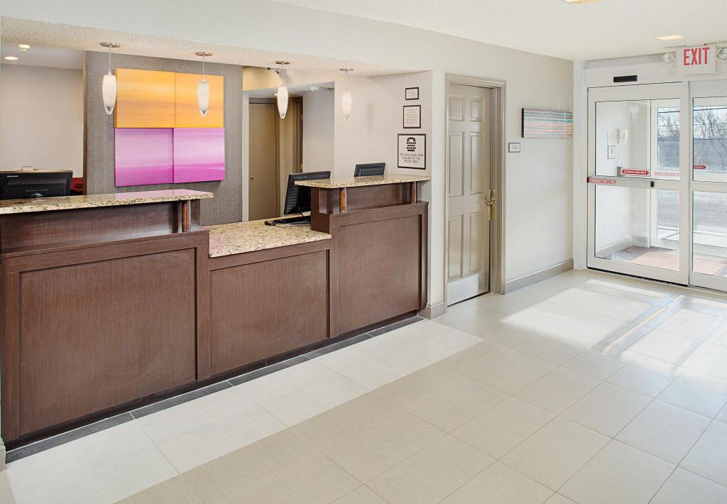 Lobi Residence Inn Shelton Fairfield County