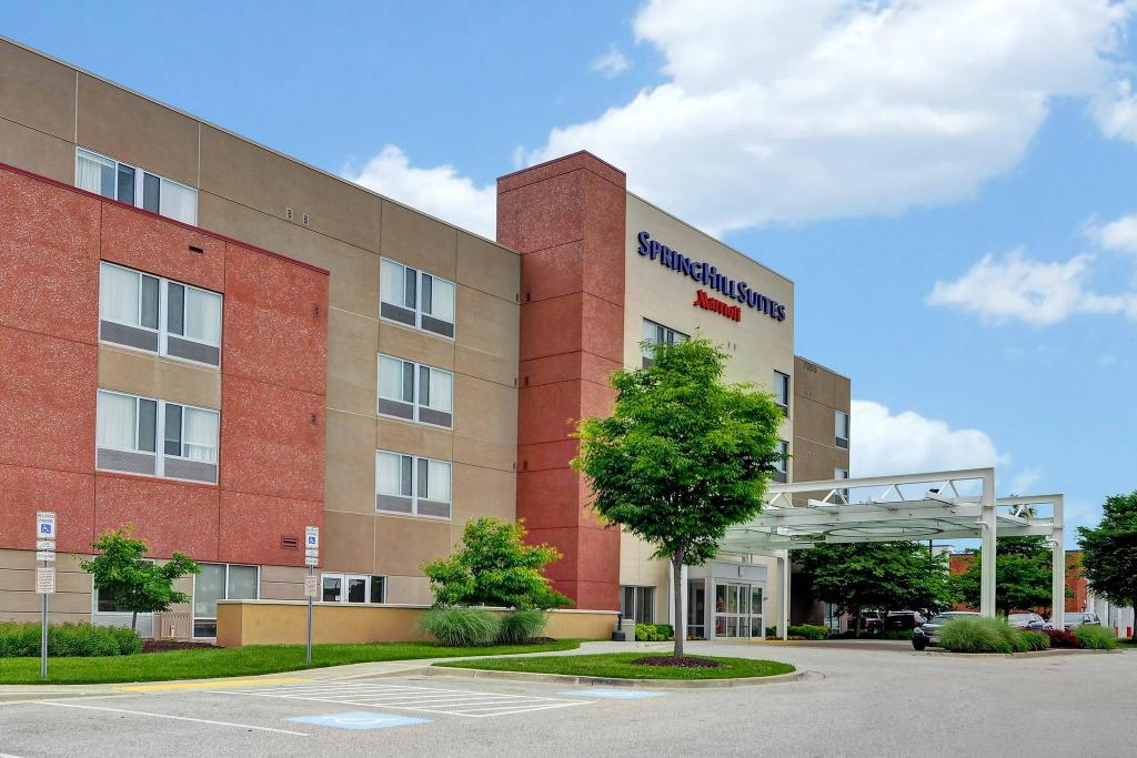 More about SpringHill Suites Columbia