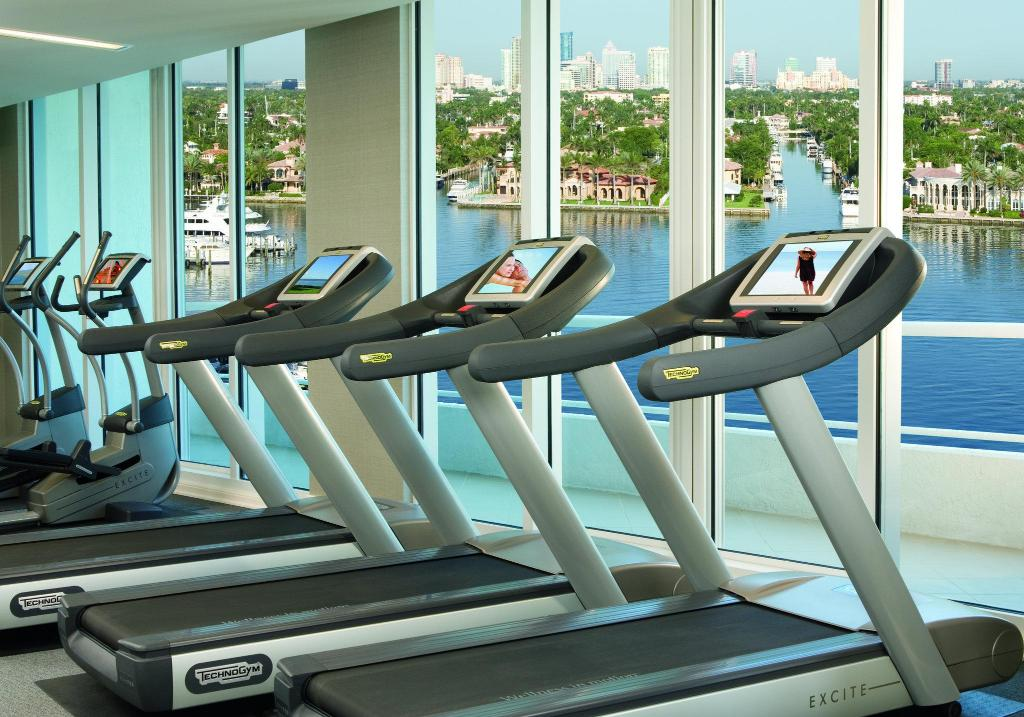 Centro de fitness The Ritz-Carlton, Fort Lauderdale