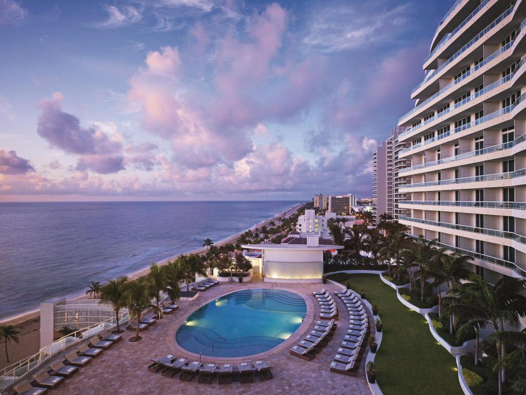 Piscina exterior The Ritz-Carlton, Fort Lauderdale