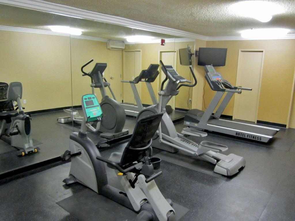 Centro de fitness Extended Stay America Louisville Alliant Avenue