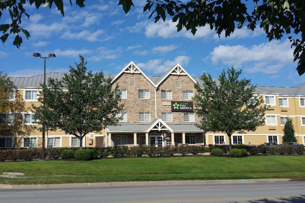 Extended Stay America Louisville Alliant Avenue