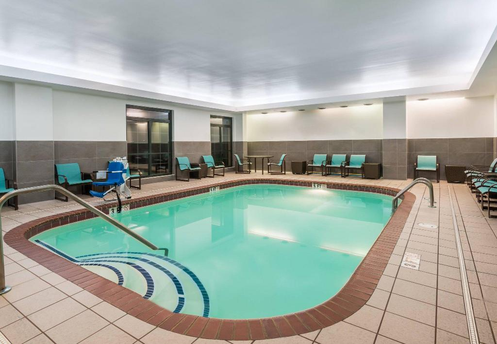Pool Residence Inn Chattanooga Downtown