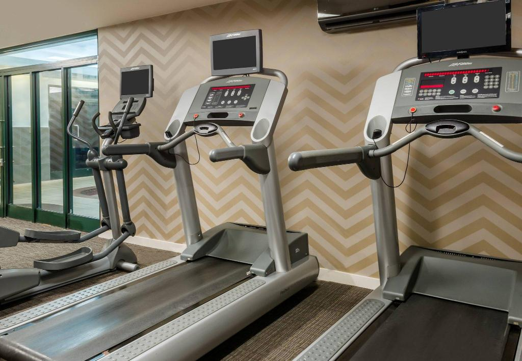 gym Residence Inn Chattanooga Downtown