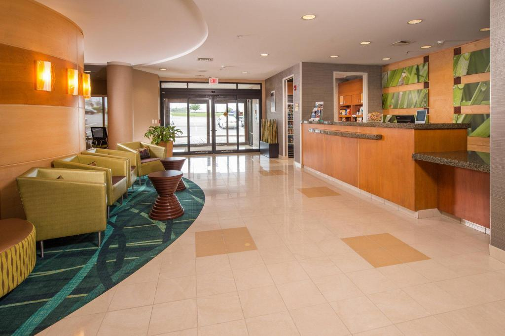 Lobby SpringHill Suites Hagerstown