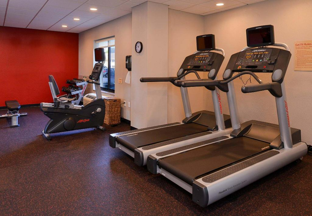 gym TownePlace Suites Wilmington/Wrightsville Beach