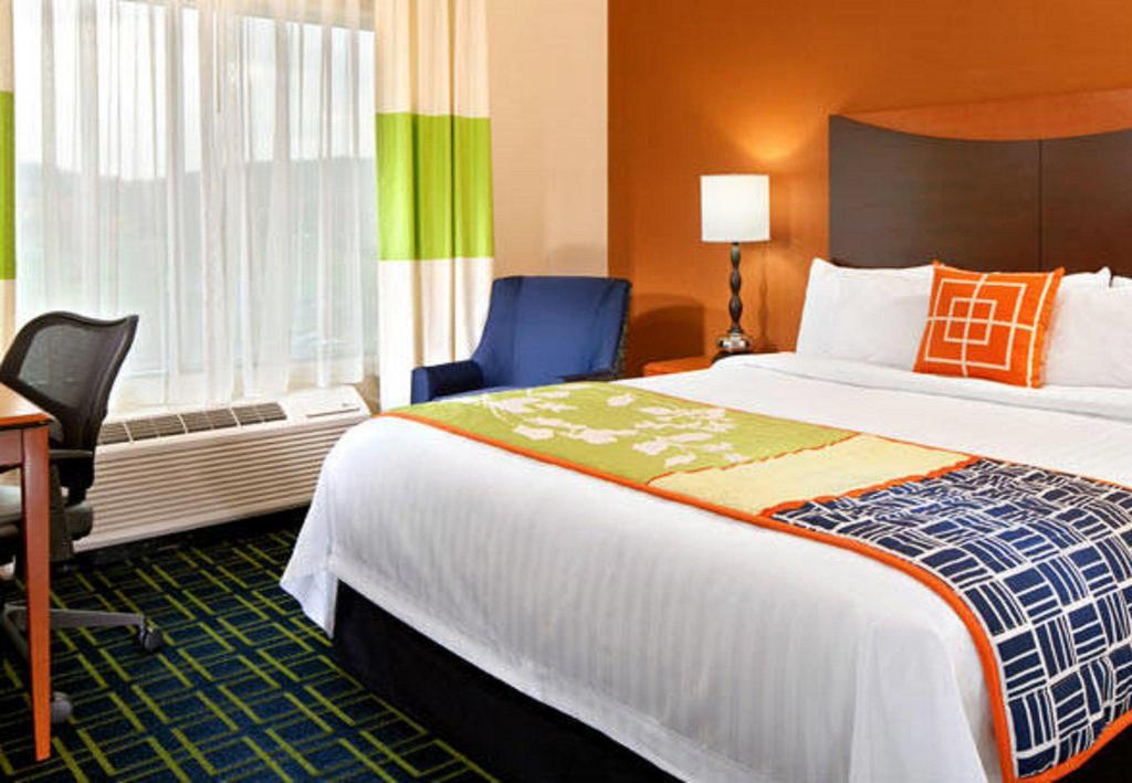 Fairfield Inn & Suites Tulsa Southeast/Crossroads Village