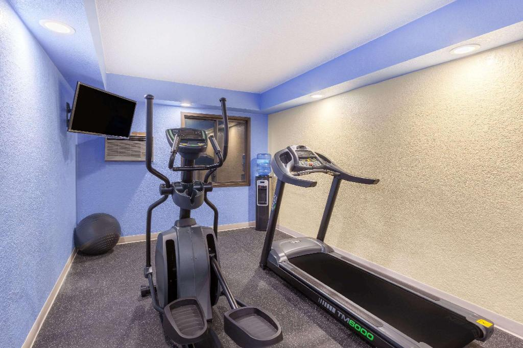 Centro de fitness Days Inn by Wyndham Mason City