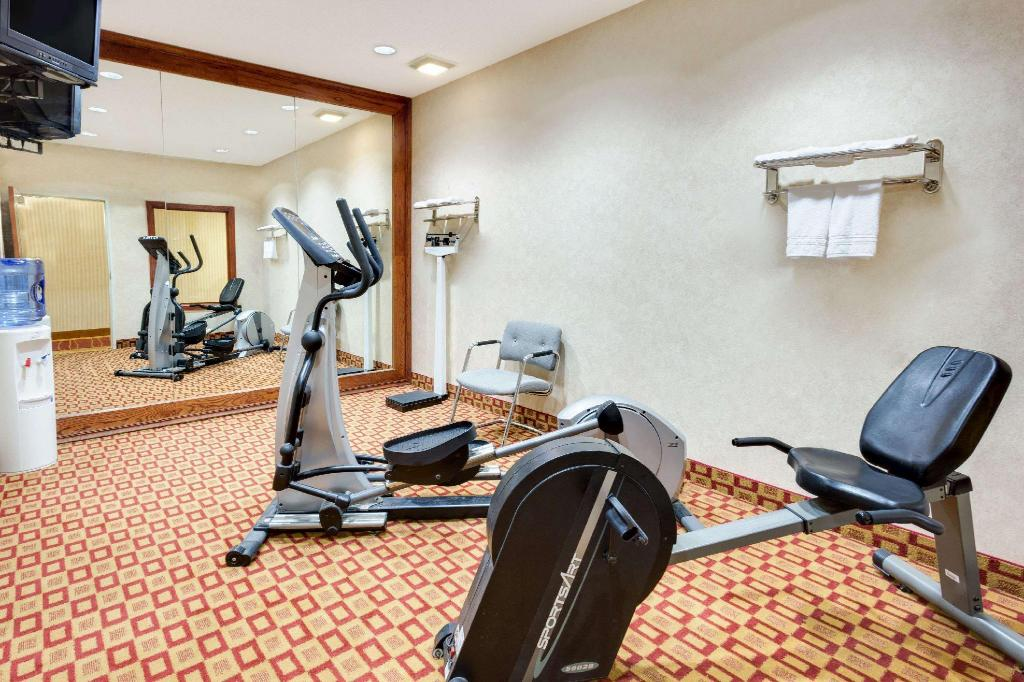 Centro de fitness Super 8 By Wyndham Freeport