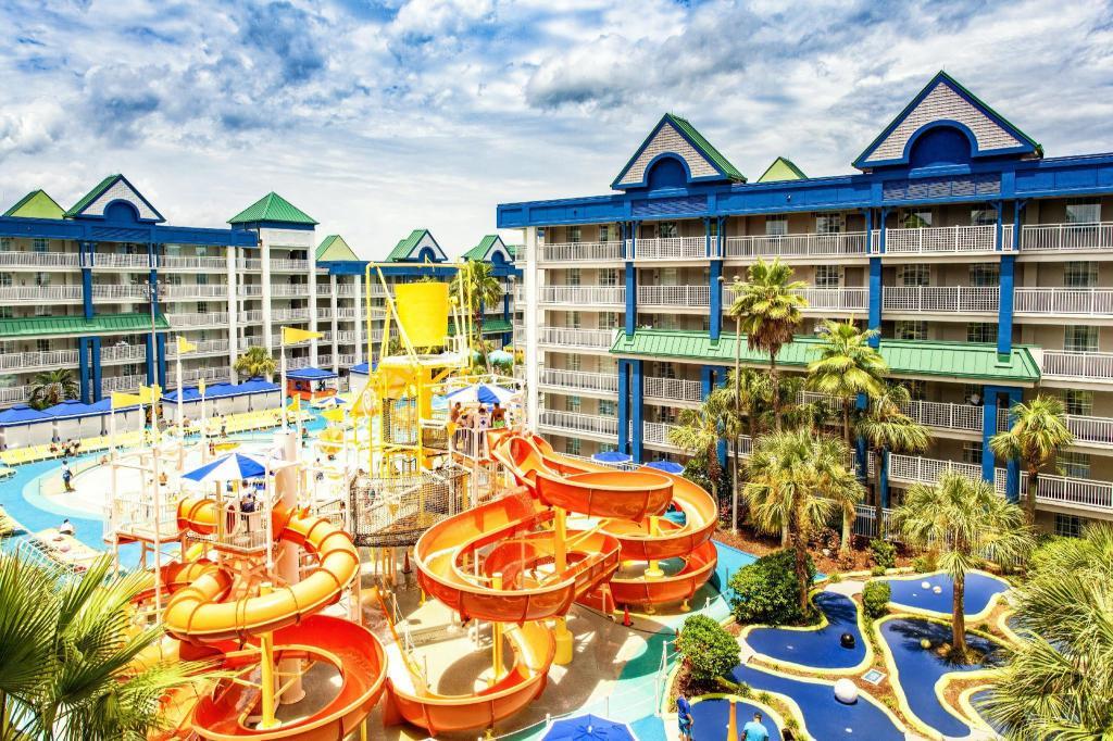Holiday Inn Resort Orlando Suites Waterpark In Orlando
