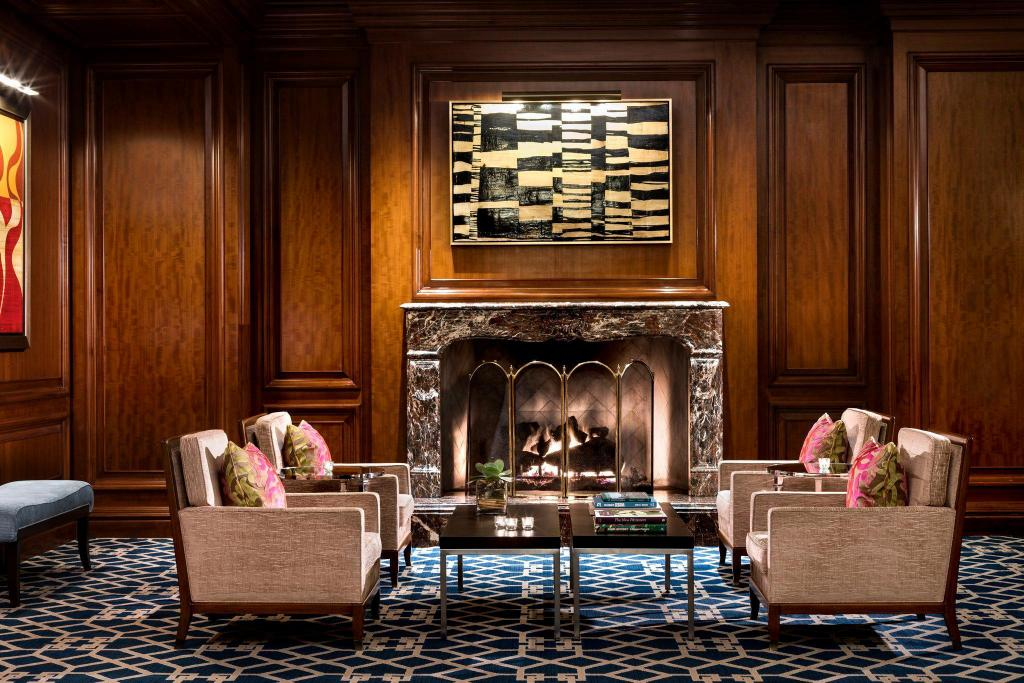 Lobby The Ritz-Carlton, St. Louis