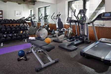 Fitness center Hotel G San Francisco